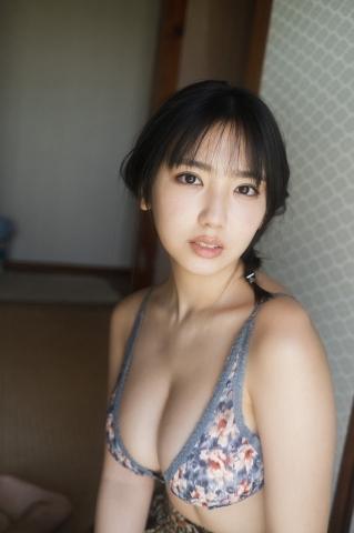 Aika Sawaguchi Swimsuit Gravure Current NO1 gravure idol who graduated from high school4002