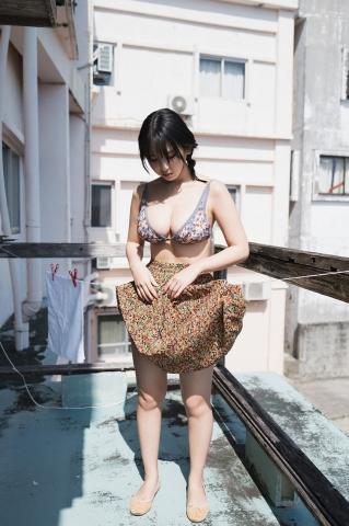 Aika Sawaguchi Swimsuit Gravure Current NO1 gravure idol who graduated from high school4005