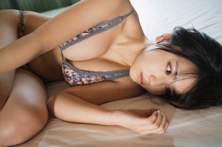 Aika Sawaguchi Swimsuit Gravure Current NO1 gravure idol who graduated from high school4008