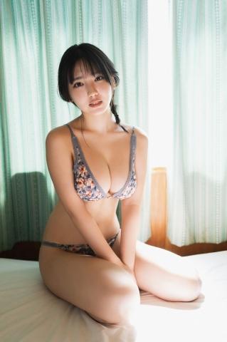 Aika Sawaguchi Swimsuit Gravure Current NO1 gravure idol who graduated from high school4010