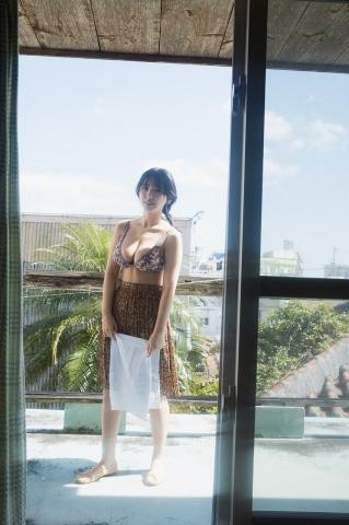 Aika Sawaguchi Swimsuit Gravure Current NO1 gravure idol who graduated from high school4007