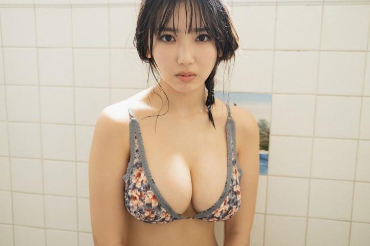Aika Sawaguchi Swimsuit Gravure Current NO1 gravure idol who graduated from high school4018
