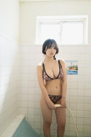 Aika Sawaguchi Swimsuit Gravure Current NO1 gravure idol who graduated from high school4017