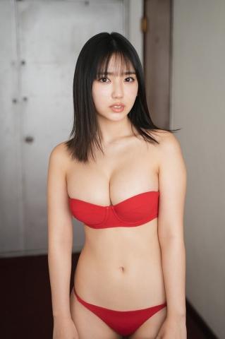 Aika Sawaguchi Swimsuit Gravure Current NO1 gravure idol who graduated from high school4025
