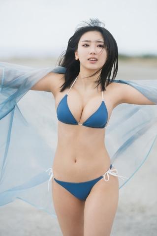 Aika Sawaguchi Swimsuit Gravure Current NO1 gravure idol who graduated from high school4039