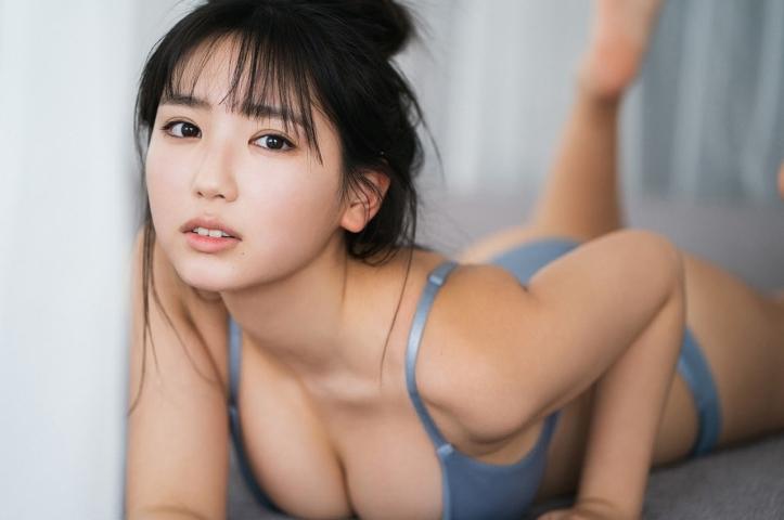 Aika Sawaguchi Swimsuit Gravure Current NO1 gravure idol who graduated from high school5008