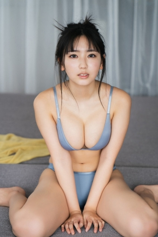 Aika Sawaguchi Swimsuit Gravure Current NO1 gravure idol who graduated from high school5009
