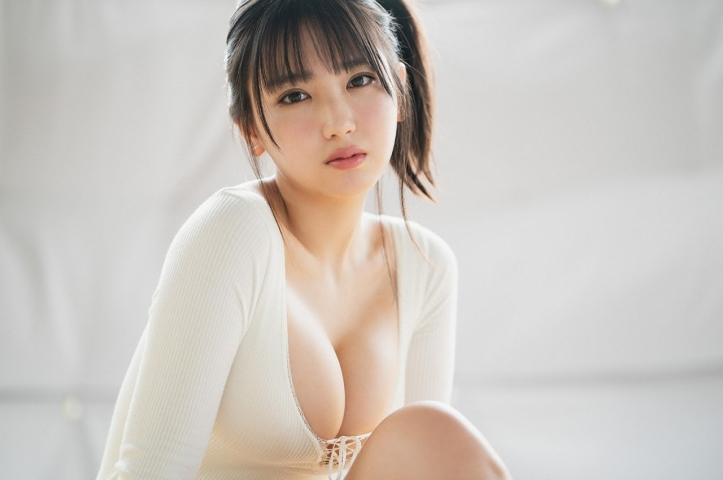 Aika Sawaguchi Swimsuit Gravure Current NO1 gravure idol who graduated from high school5026