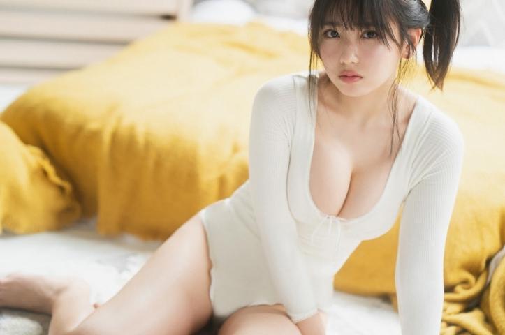 Aika Sawaguchi Swimsuit Gravure Current NO1 gravure idol who graduated from high school5029