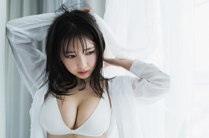 Aika Sawaguchi Swimsuit Gravure Current NO1 gravure idol who graduated from high school5032