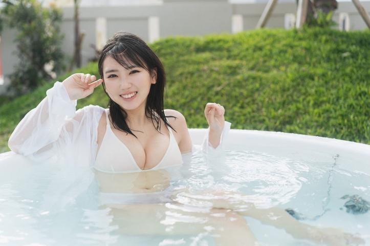 Aika Sawaguchi Swimsuit Gravure Current NO1 gravure idol who graduated from high school5036
