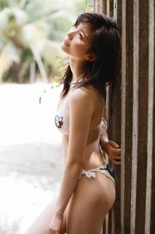 Yuka Ogura Swimsuit Gravure For Adults Vol1005