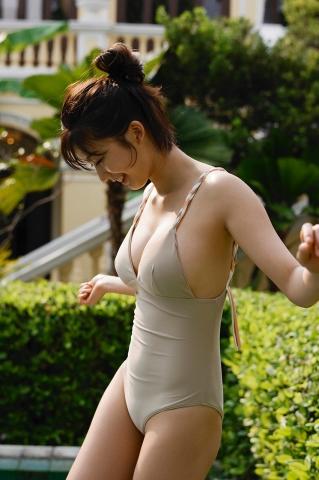 Yuka Ogura Swimsuit Gravure For Adults Vol1017
