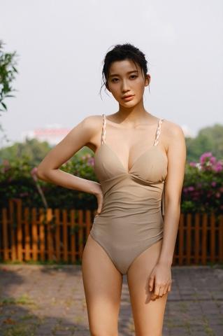 Yuka Ogura Swimsuit Gravure For Adults Vol1021