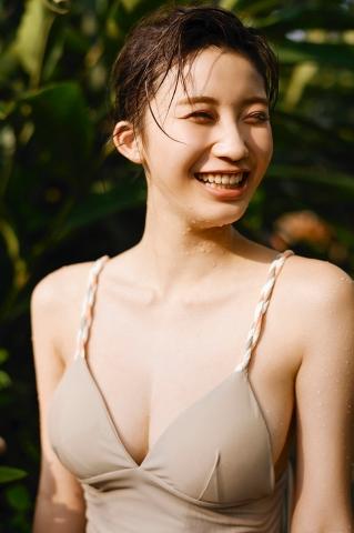 Yuka Ogura Swimsuit Gravure For Adults Vol1022