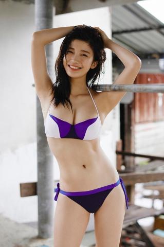 Yuka Ogura Swimsuit Gravure For Adults Vol1027