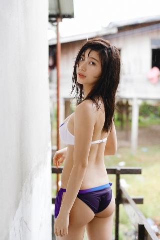 Yuka Ogura Swimsuit Gravure For Adults Vol1028