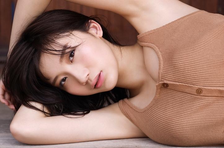 Yuka Ogura Swimsuit Gravure For Adults Vol1035