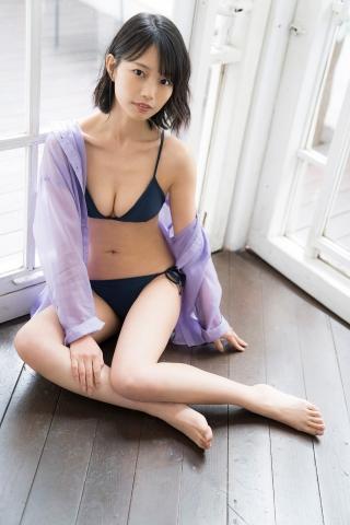 Natsume Aya swimsuit gravure008