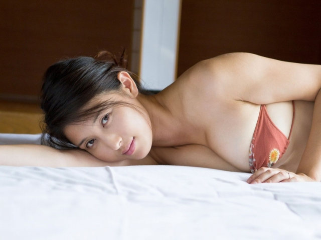 Hashimoto Manami Swimsuit Underwear Gravure Iwant to feel your warmth in my hands again017