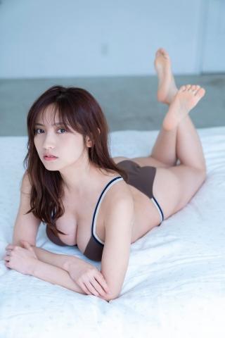 Nashiko Momotsuki, colorful and cute bikini008