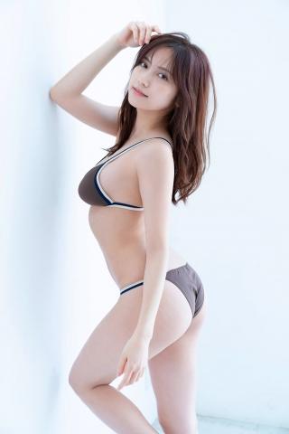 Nashiko Momotsuki, colorful and cute bikini009