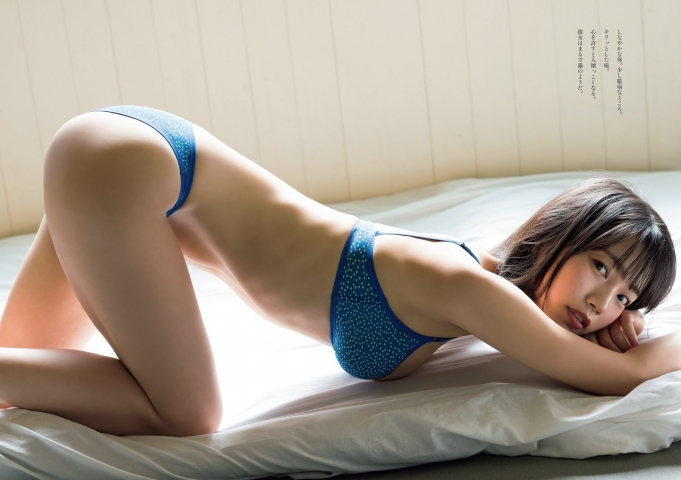 Aya Natsume Both idols and gravure are getting more and more attention004
