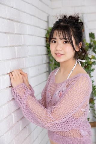 Imaizumi Mao Swimsuit Gravure Lupinus009
