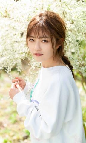 Inoue Saraku Sakuras popularity and beauty are soaring012