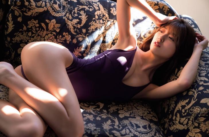 Mio Kudo Kira Meijers Lady Swimsuit006