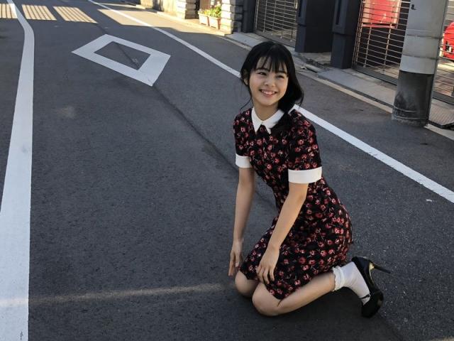 Hiyo Homma NGT48 Im from Niigata013