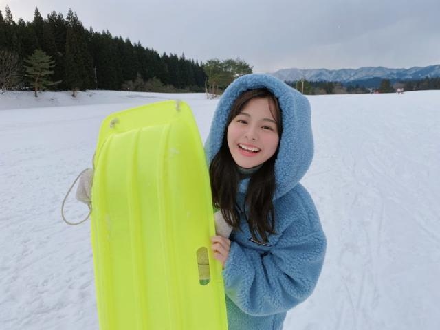 Hiyo Homma NGT48 Im from Niigata024