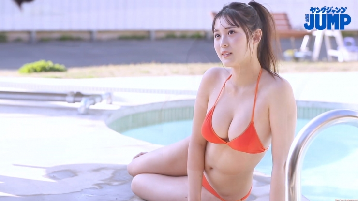 Arina Mitsuno 18 years old who is a member of Seikore GP116