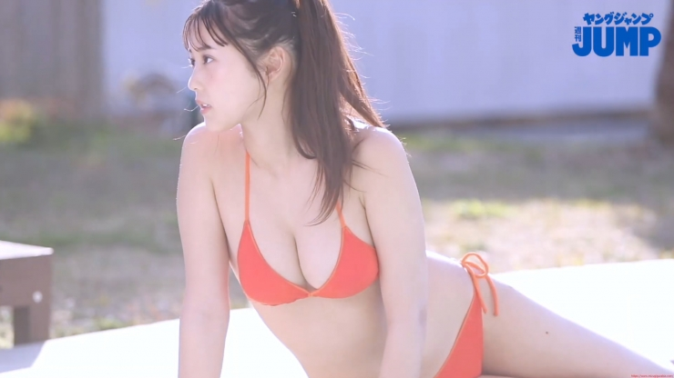Arina Mitsuno 18 years old who is a member of Seikore GP112