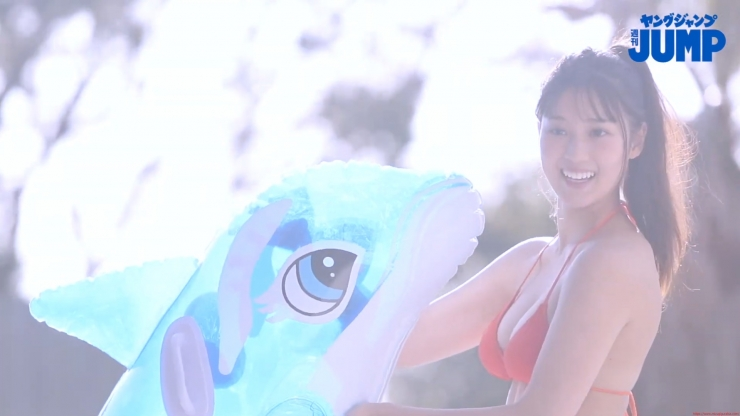 Arina Mitsuno 18 years old who is a member of Seikore GP136