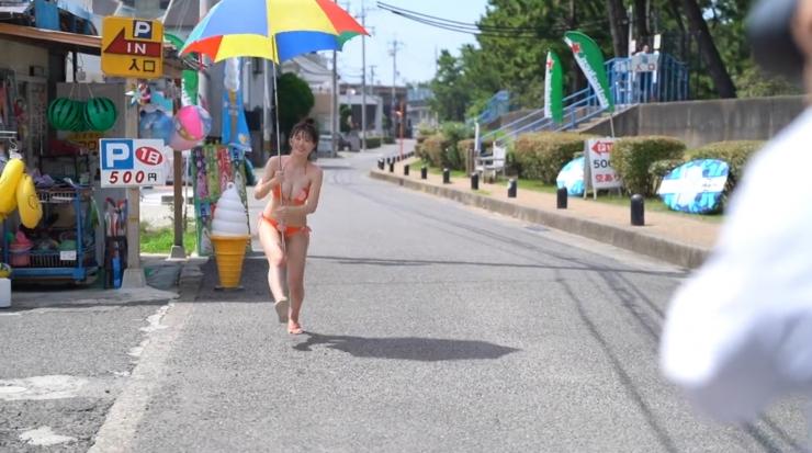 Temperature of Water Rei Kaminishi205