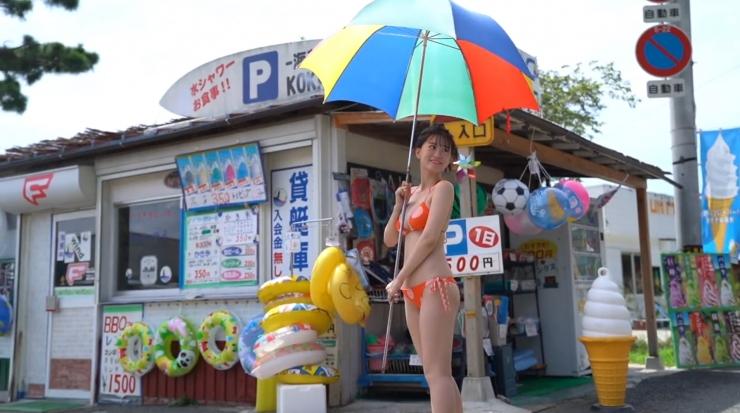 Temperature of Water Rei Kaminishi209