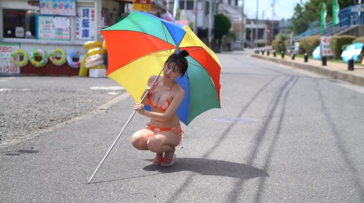 Temperature of Water Rei Kaminishi213