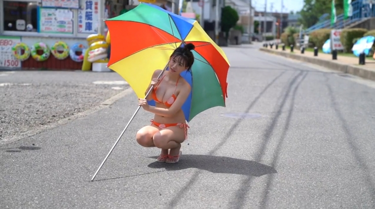 Temperature of Water Rei Kaminishi214