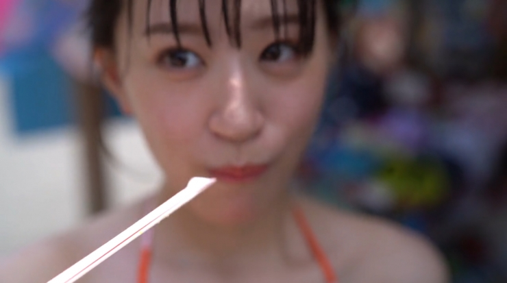 Temperature of Water Rei Kaminishi244
