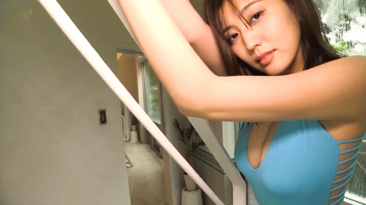 Nami Iwasaki leotard swimsuit at your service009