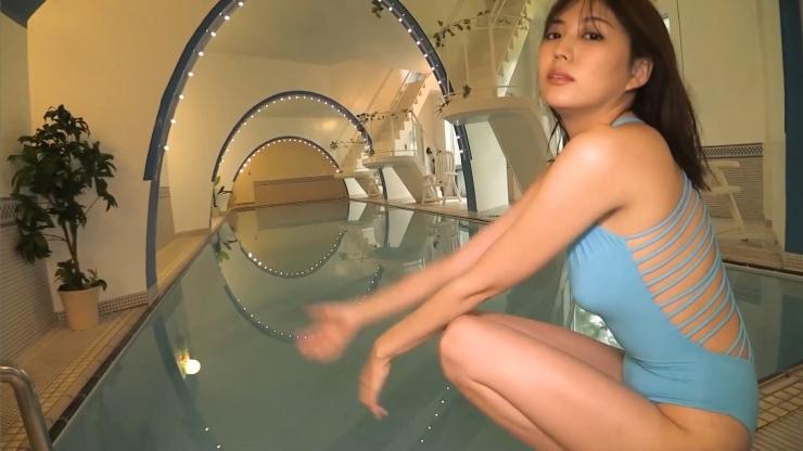 Nami Iwasaki leotard swimsuit at your service018