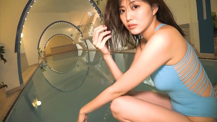 Nami Iwasaki leotard swimsuit at your service019