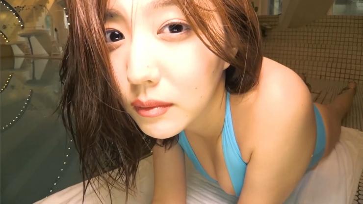 Nami Iwasaki leotard swimsuit at your service025