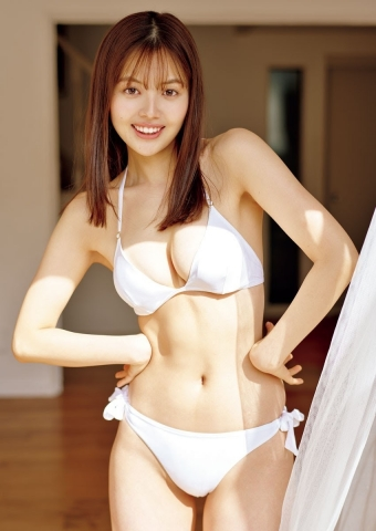 Nanami Mori A New Heroine at Full Throttle013
