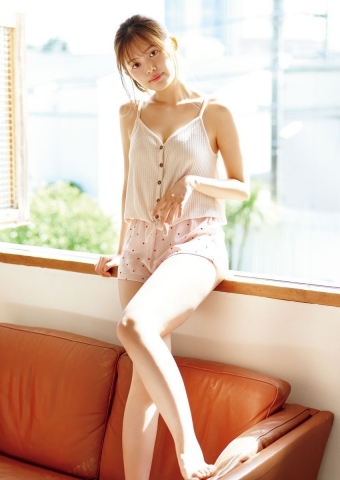 Nanami Mori A New Heroine at Full Throttle010