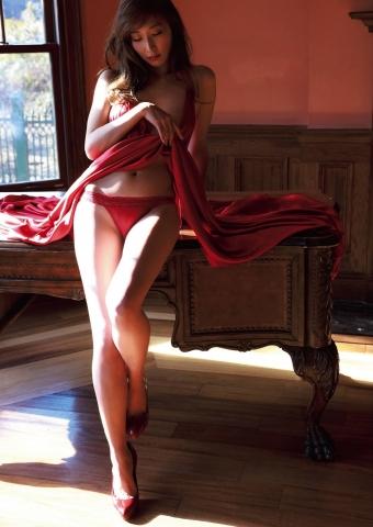 Mio Sugiyama Bostom Danmitsu actress immoral naked body004