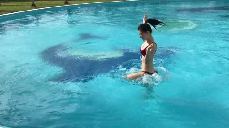 Temperature of Water Rei Kaminishi344