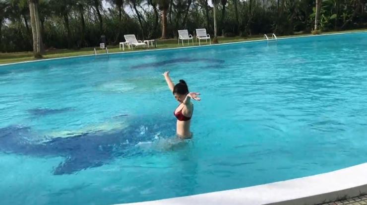 Temperature of Water Rei Kaminishi349