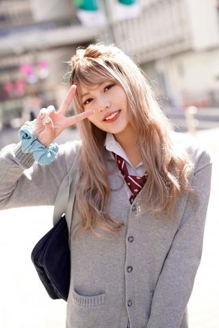 Haruka Arai cool orthodox gal001
